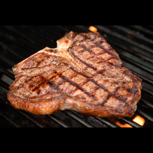 Beef T-Bone & Porterhouse Steaks