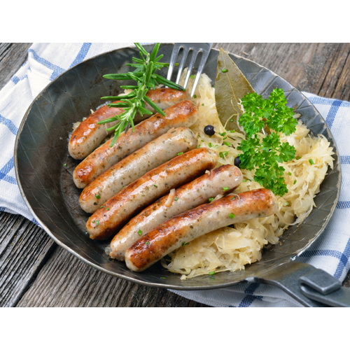 Lamb Bratwurst Sausage