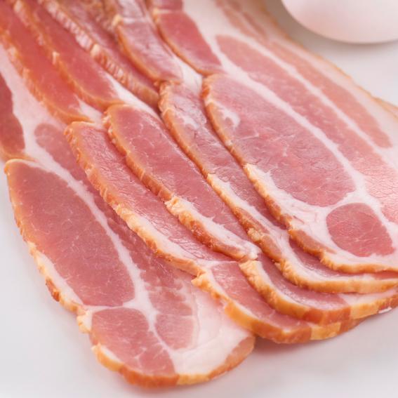 Pork Bacon - Raw
