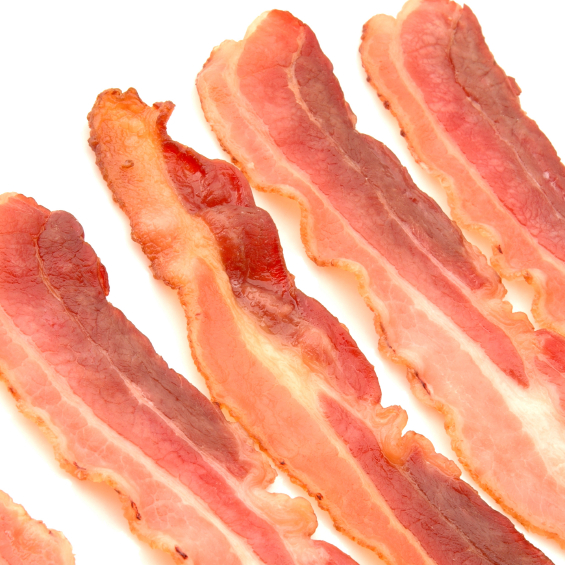 Pork Bacon - Seasoned